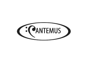 Cantemus Logo B & W removed 2